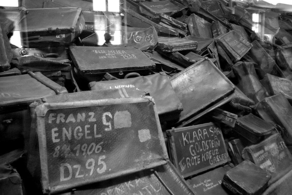 Valigie di Auschwitz